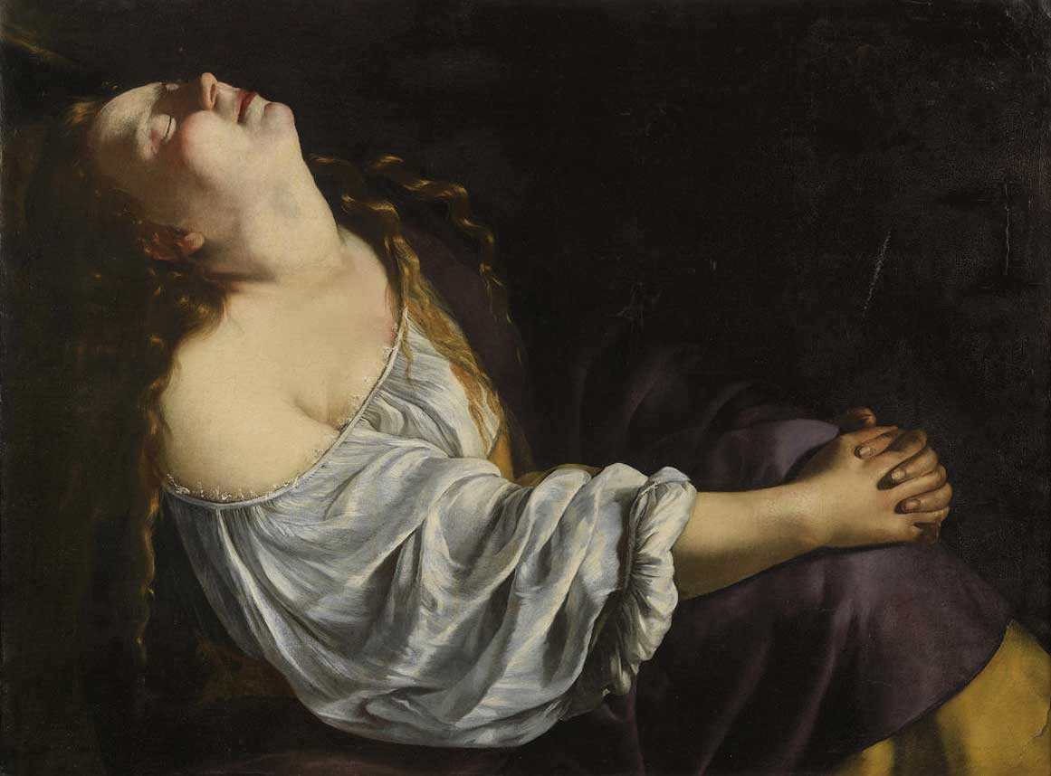 Artemisia Gentileschi: Vita e Storia della Pittrice