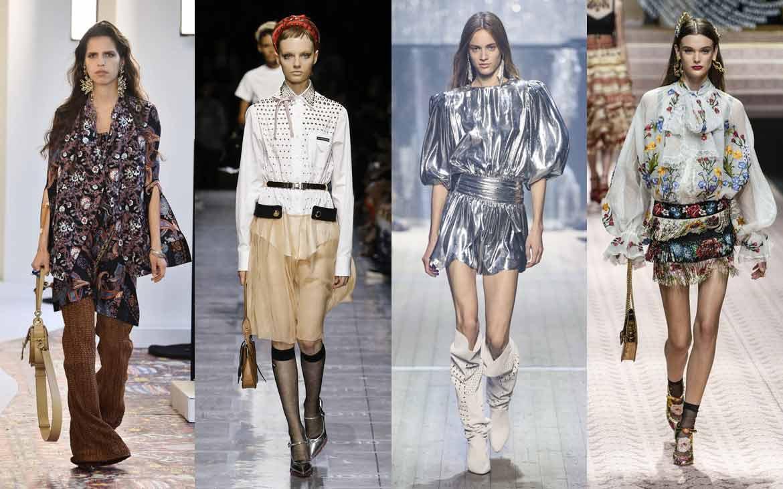 Gypsy Style Moda Primavera/Estate 2019 - CorriereDelleDame